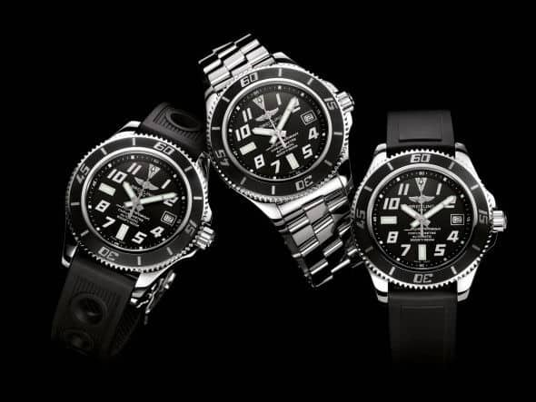 Breitling SuperOcean Strap Choices