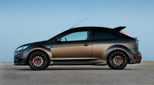 Ford Focus RS500 Side