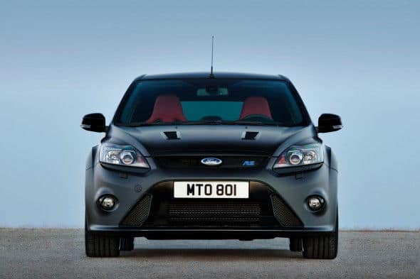 Ford Focus RS500 Front