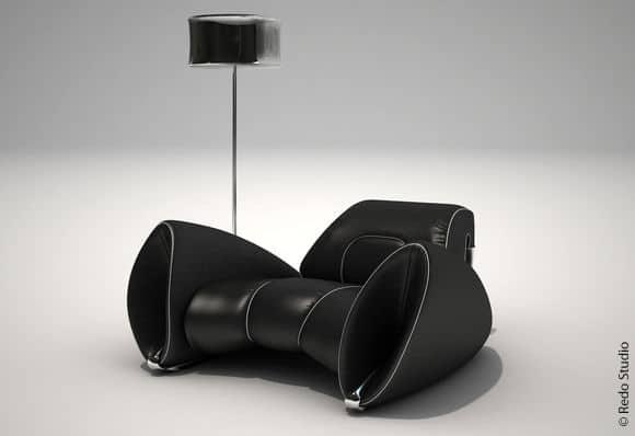 Black R15 Chair