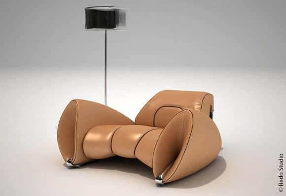 Beige R15 Chair
