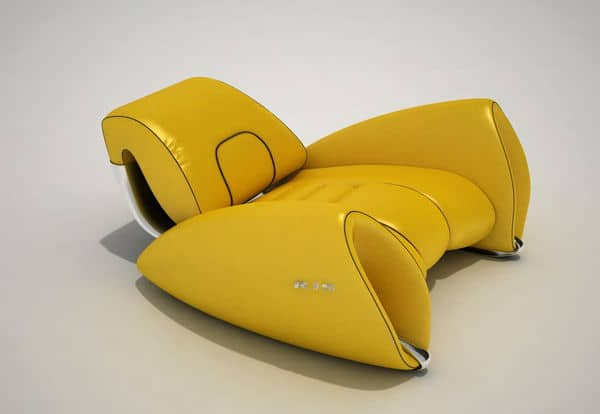 Redo Studio R15 Chair Side