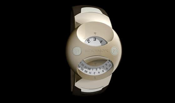Nuno Teixeira Equinax Concept Watch