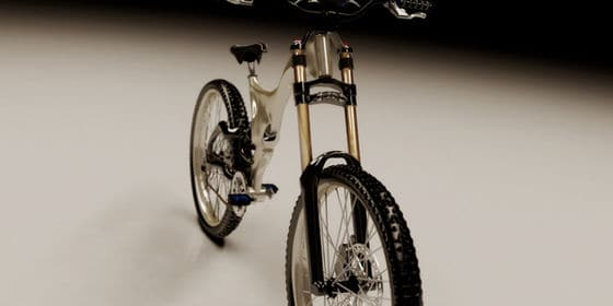 DH Freeride Bike