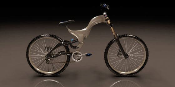 DH Freeride Bike Concept