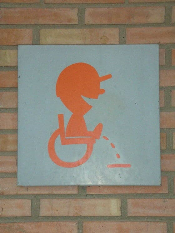 Bathroom For Handicap