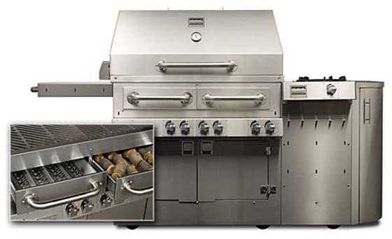 Kalamazoo K900 Hybrid Grill