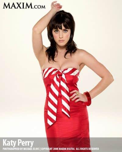 Katy Perry Maxim's Hot 100