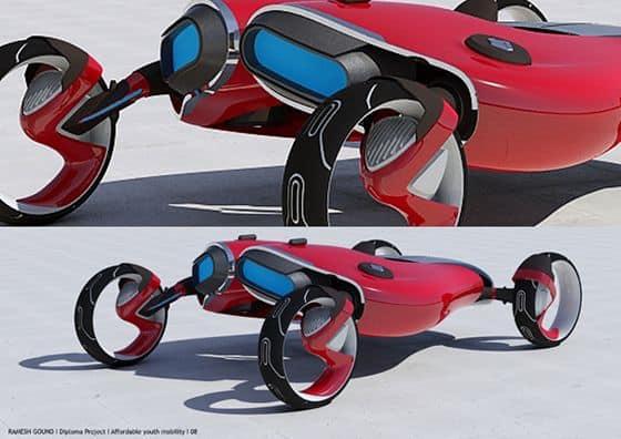 Ramesh Gound Concept Car
