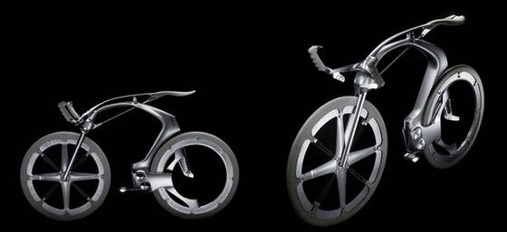 Peugeot B1K Bike Picture