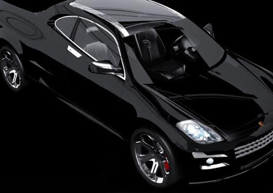 Porsche TransSport Picture