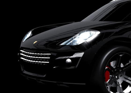 Porsche TransSport