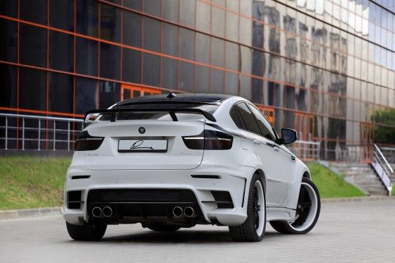 Luma Design BMW CLR X650 M Rear