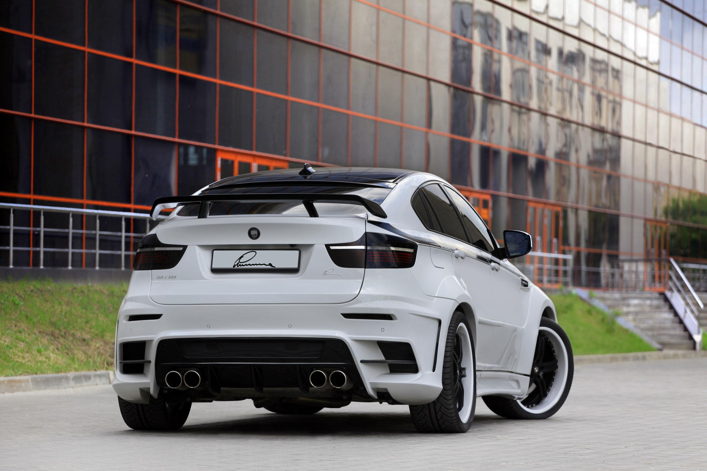 Luma Design BMW CLR X650 M Rear