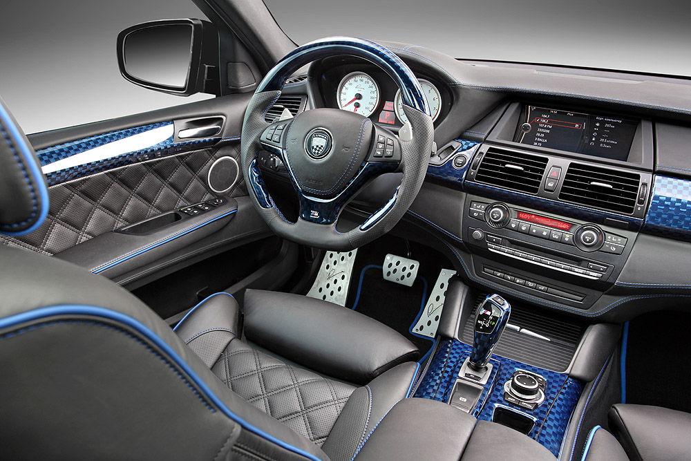 Luma Design BMW CLR X650 M Front Interior