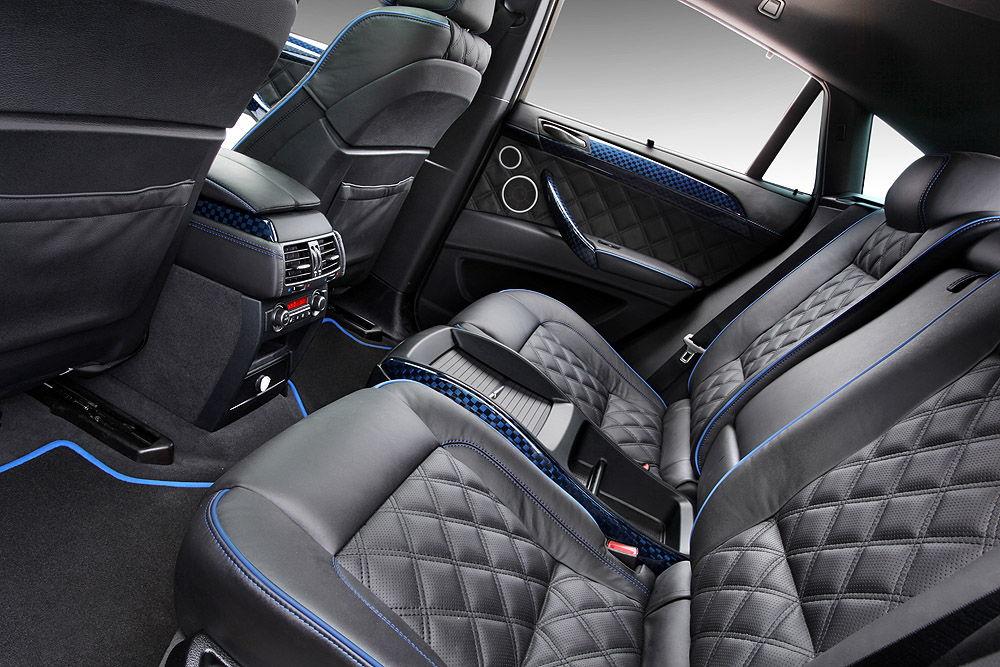 Luma Design BMW CLR X650 M Rear Interior