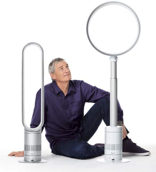 Dyson Tower Bladeless Fans
