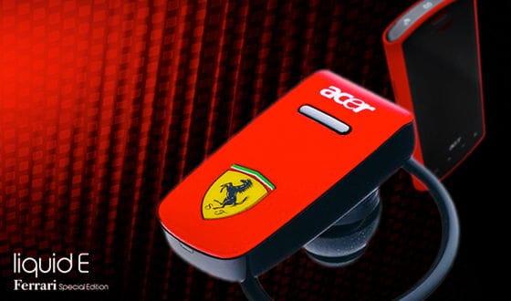 Ferrari Acer Liquid E