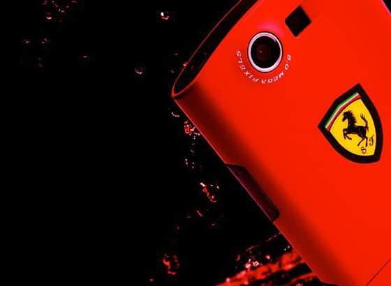 Ferrari Acer Smart Phone