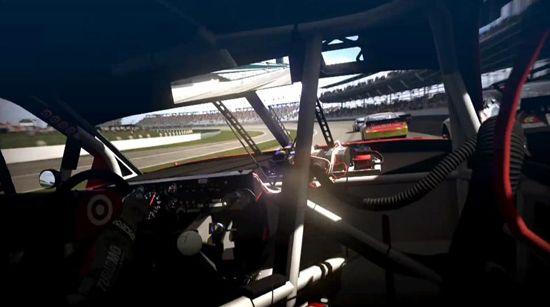 Gran Turismo 5 Nascar Racing