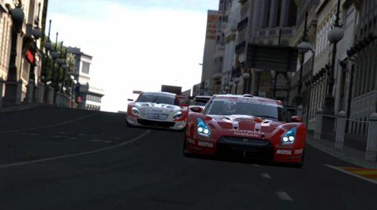 Gran Turismo 5 Racing