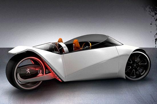 Juan Carlos Noguera Concept Car