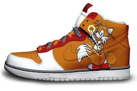 Tails Nike Sneaker