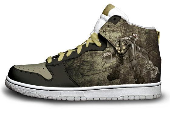 Bioshock Nike Sneaker