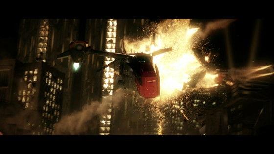 Deus Ex Human Revolution E3 Trailer Screen #4