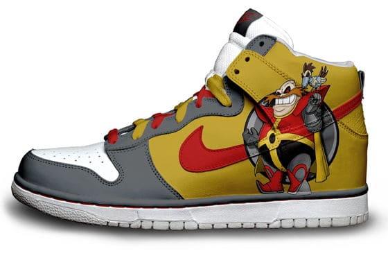 Doctor Robotnik Nike Sneaker