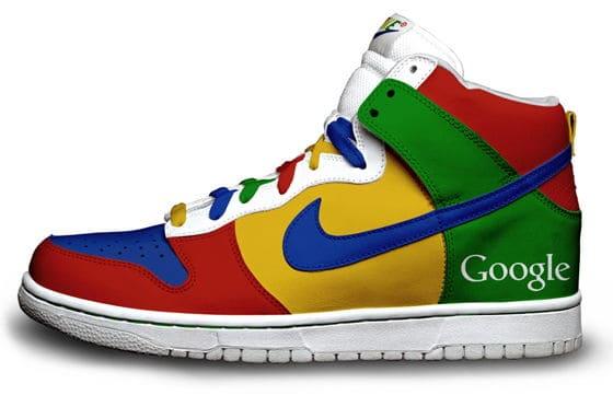 Google Nike Sneaker