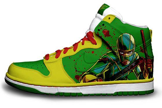 Kick Ass Nike Sneaker