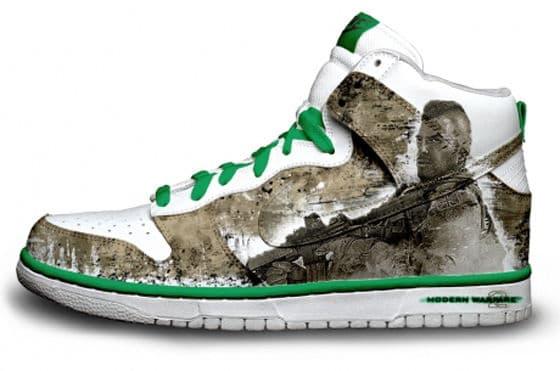 Modern Warfare 2 Nike Sneaker