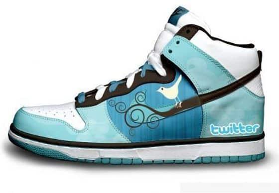 Twitter Nike Sneaker
