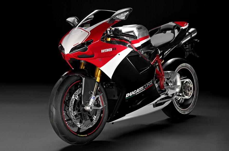 Ducati 1198 R Corse Special Edition
