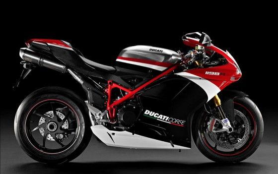 Ducati 1198 R Corse