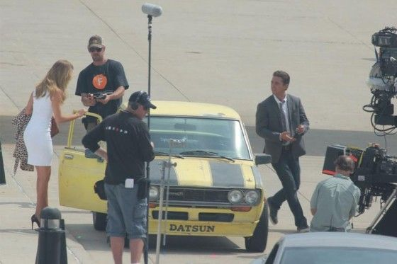 Transformers 3 - Datsun 510 to be Bumble Bee