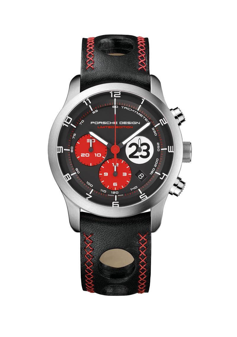 Porsche Desing P6612 Le mans watch