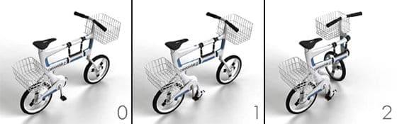Ville Men's Folding Bike