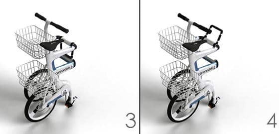 Ville – The Urban Folding Bicycle