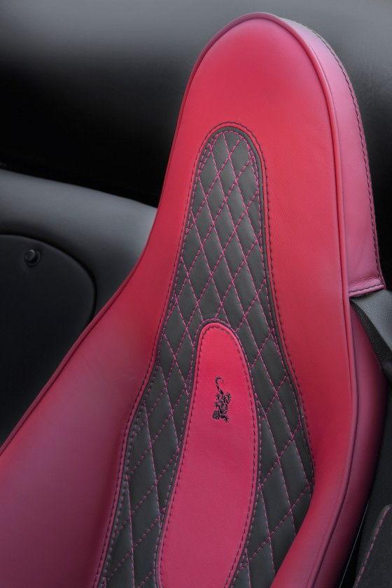 Wiesmann Roadster MF4 Seat