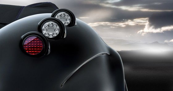 Wiesmann Roadster MF4 Headlights
