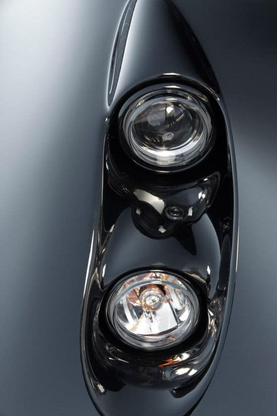 Wiesmann Roadster MF4 Lights
