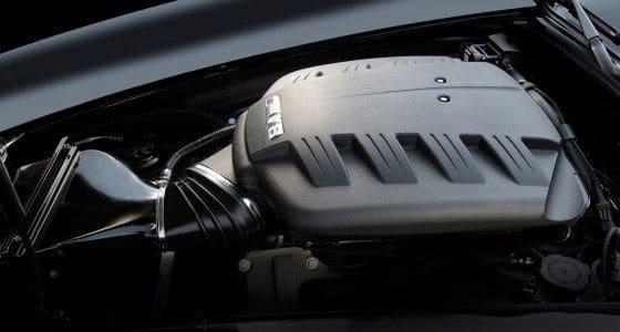 Wiesmann Roadster MF4 Engine