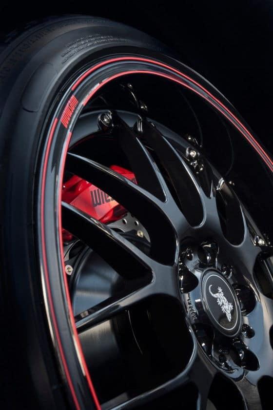 Wiesmann Roadster MF4 Wheel