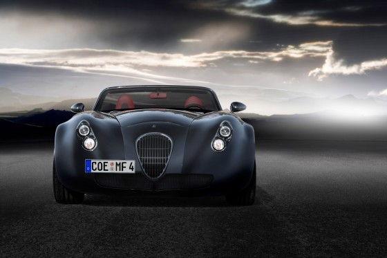Wiesmann Roadster MF4 Front