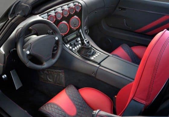 Wiesmann Roadster MF4 Interior