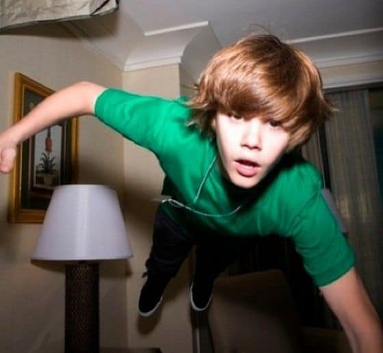 Justin Bieber Not Cool