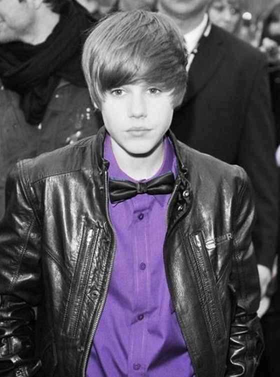 Justin Bieber Tuxedo