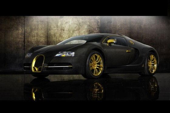 Mansory Bugatti Veyron LINEA Vincer